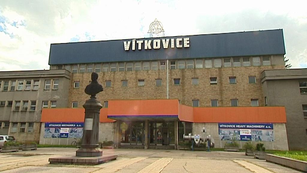 Strojírenský holding Vítkovice