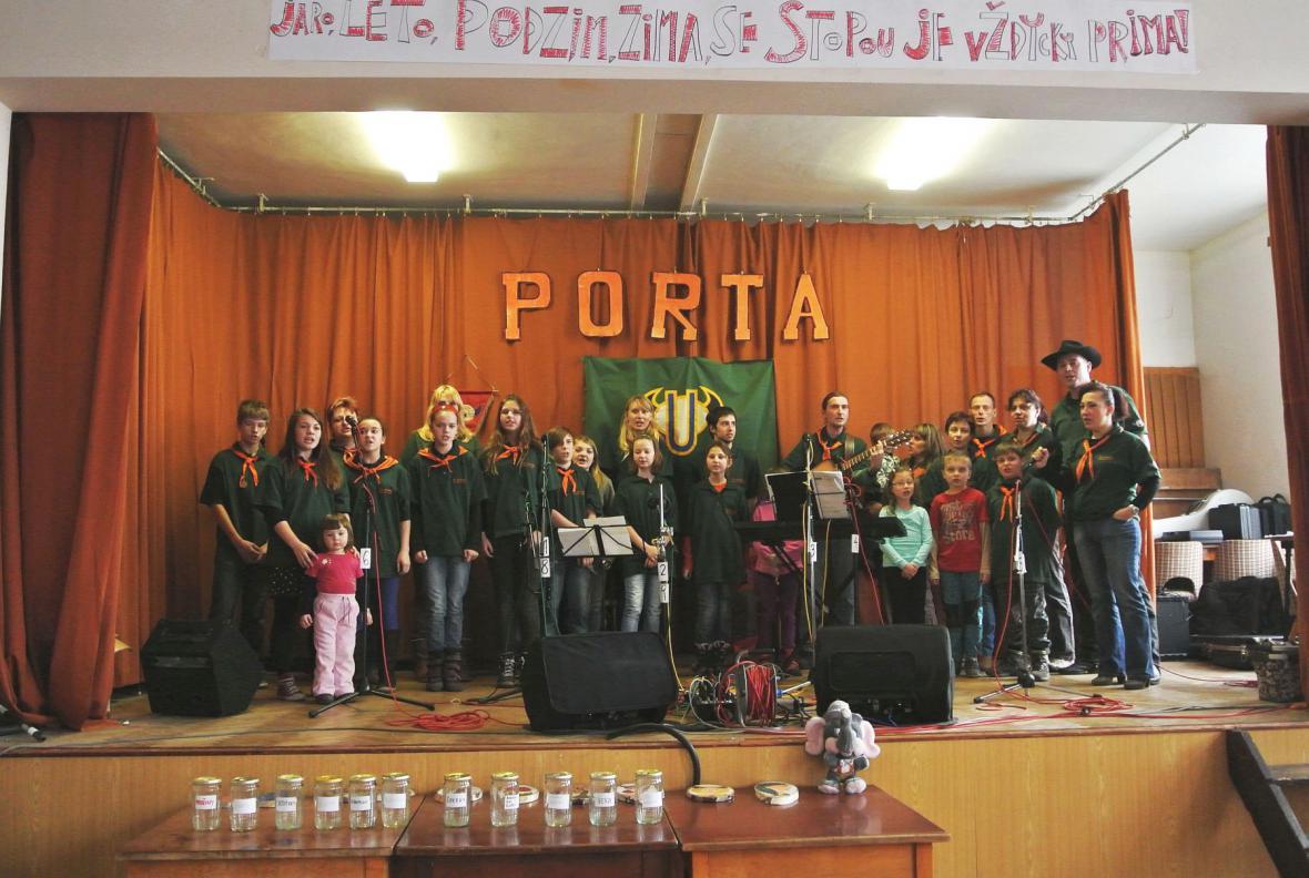 Dětská Porta - Krhov