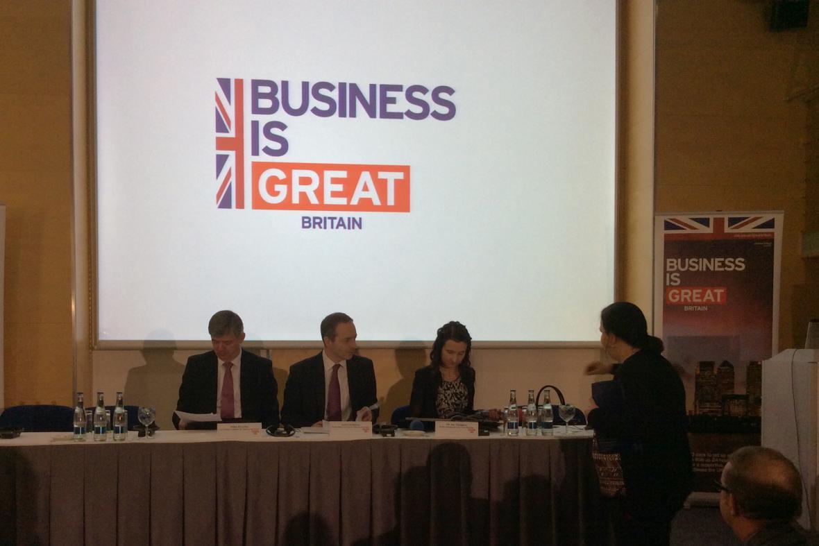 Britští podnikatelé zamíří i do Polska, Maďarska a na Slovensko