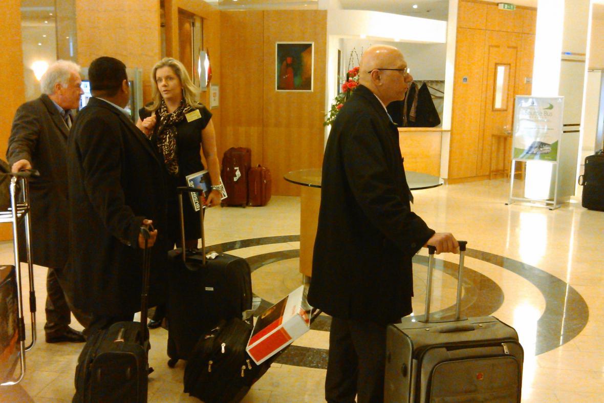 Do Brna dorazila britská obchodní delegace