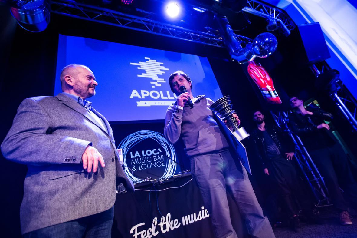 Ceny Apollo za rok 2013