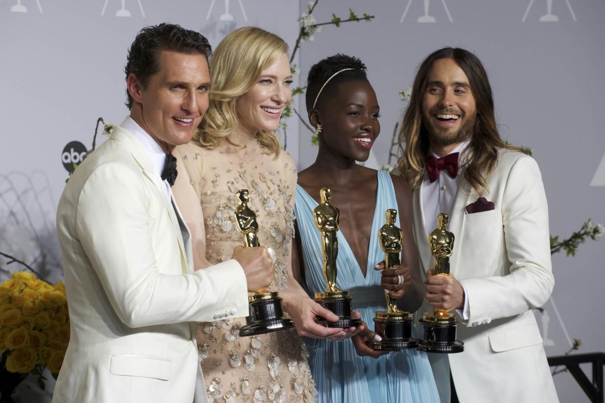 Oscar za rok 2013