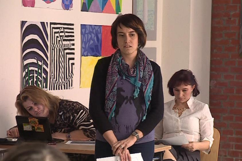 Matky diskutovaly o právech svých postižených dětí