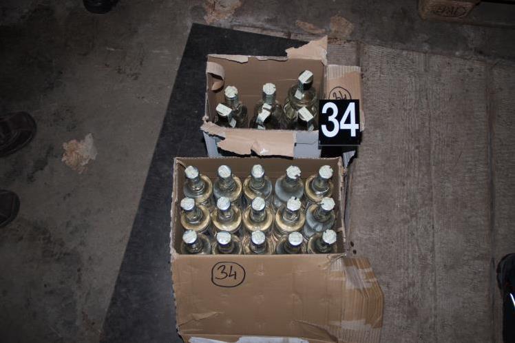 Alkohol zadržený u muže ze Ždárska