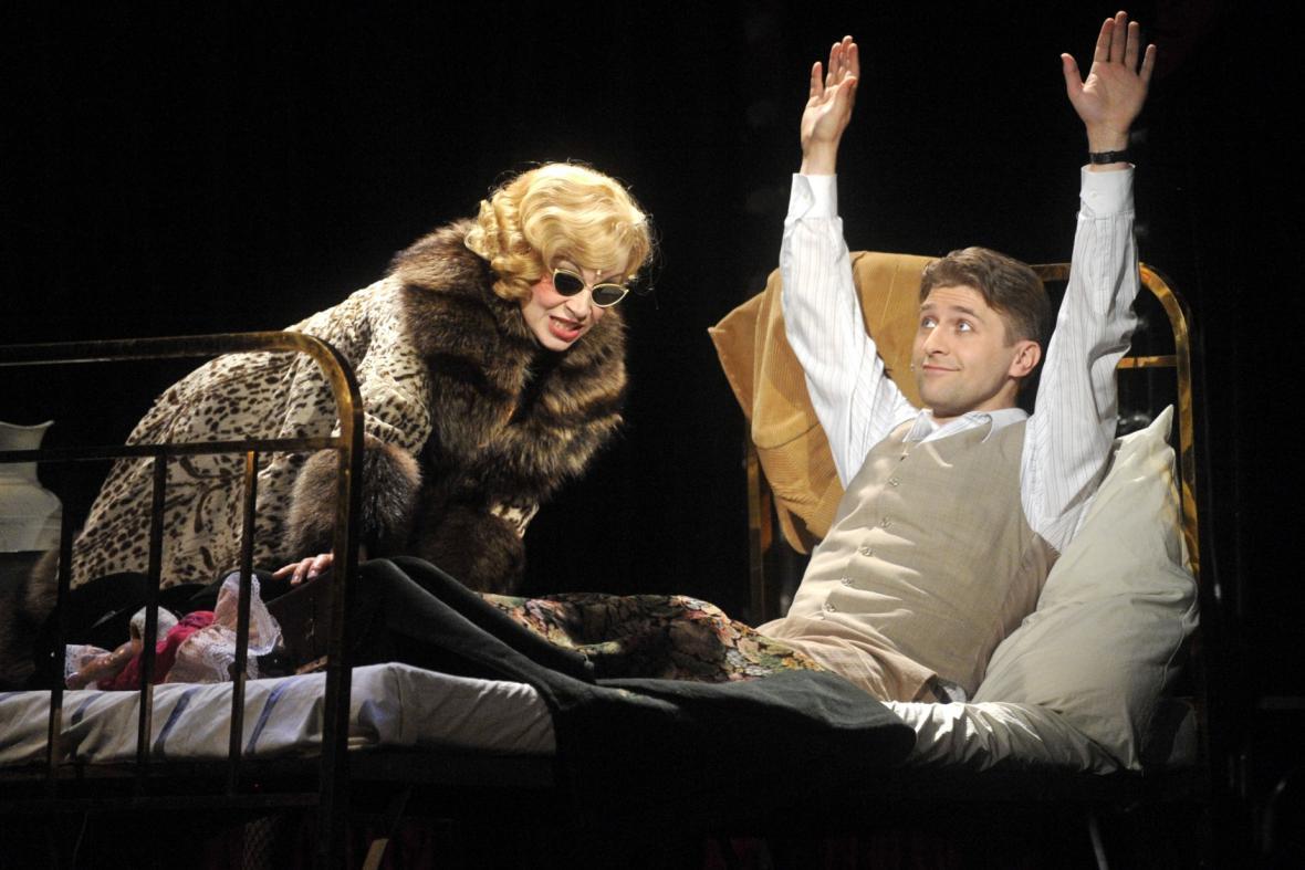 Z představení Cabaret