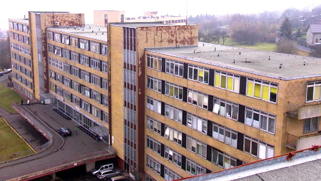 Nemocnice v Mostě