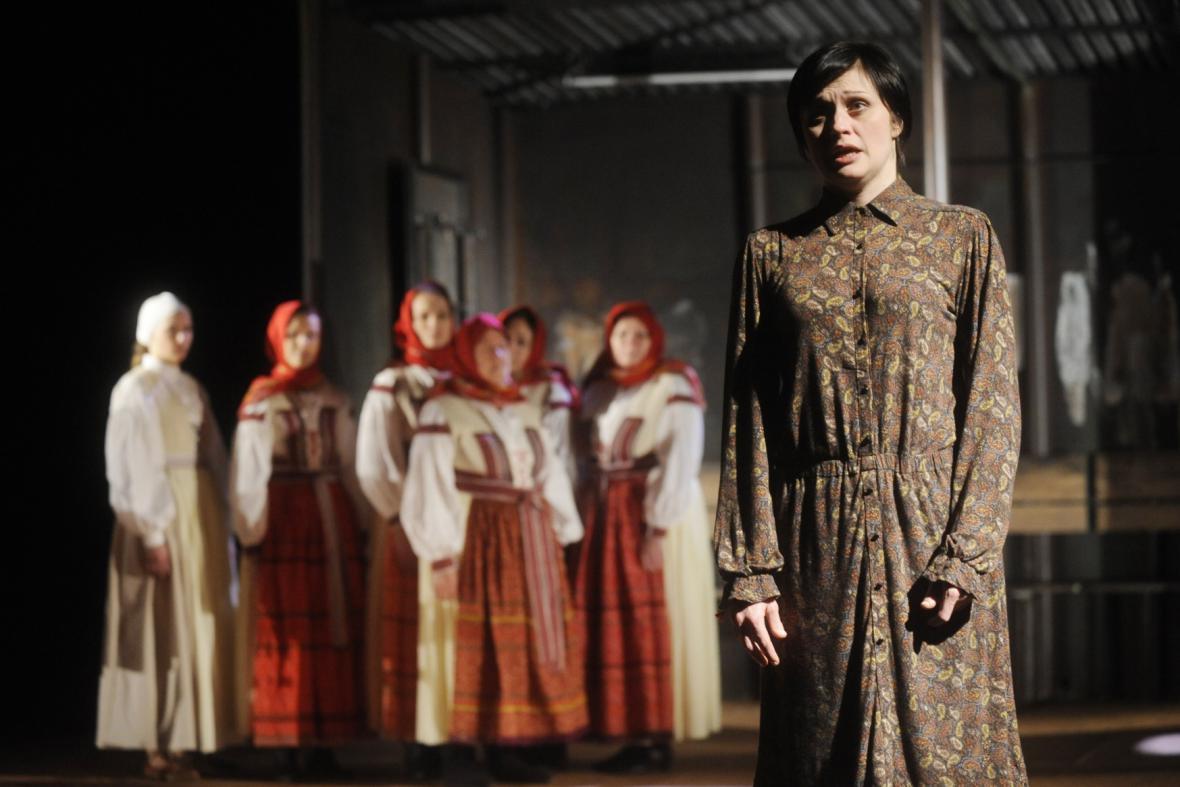 Městské divadlo ve Zlíně uvede Žítkovské bohyně
