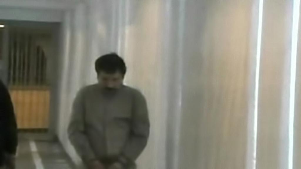 Joaquín Guzmán ve vězení