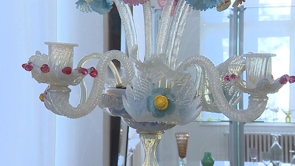 Výstava v Muzeu skla a bižuterie v Jablonci nad Nisou