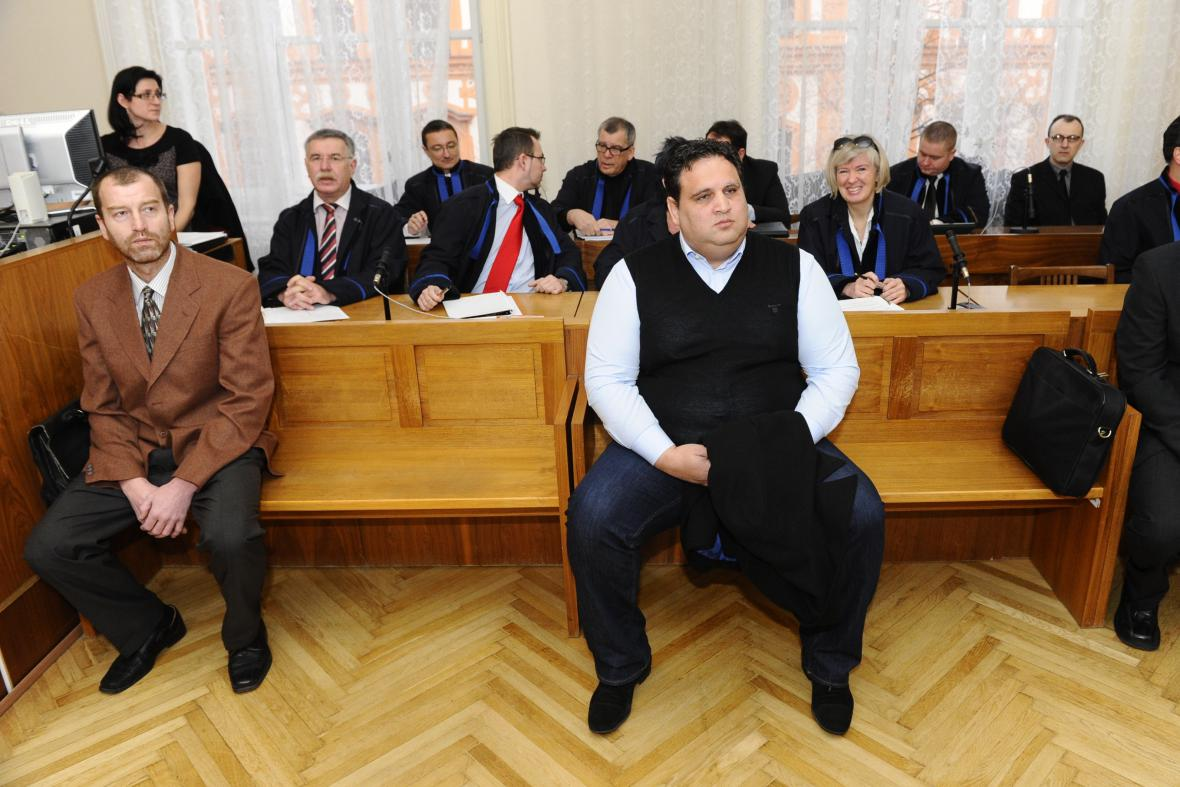 Krajský soud popřel existenci Toflova gangu