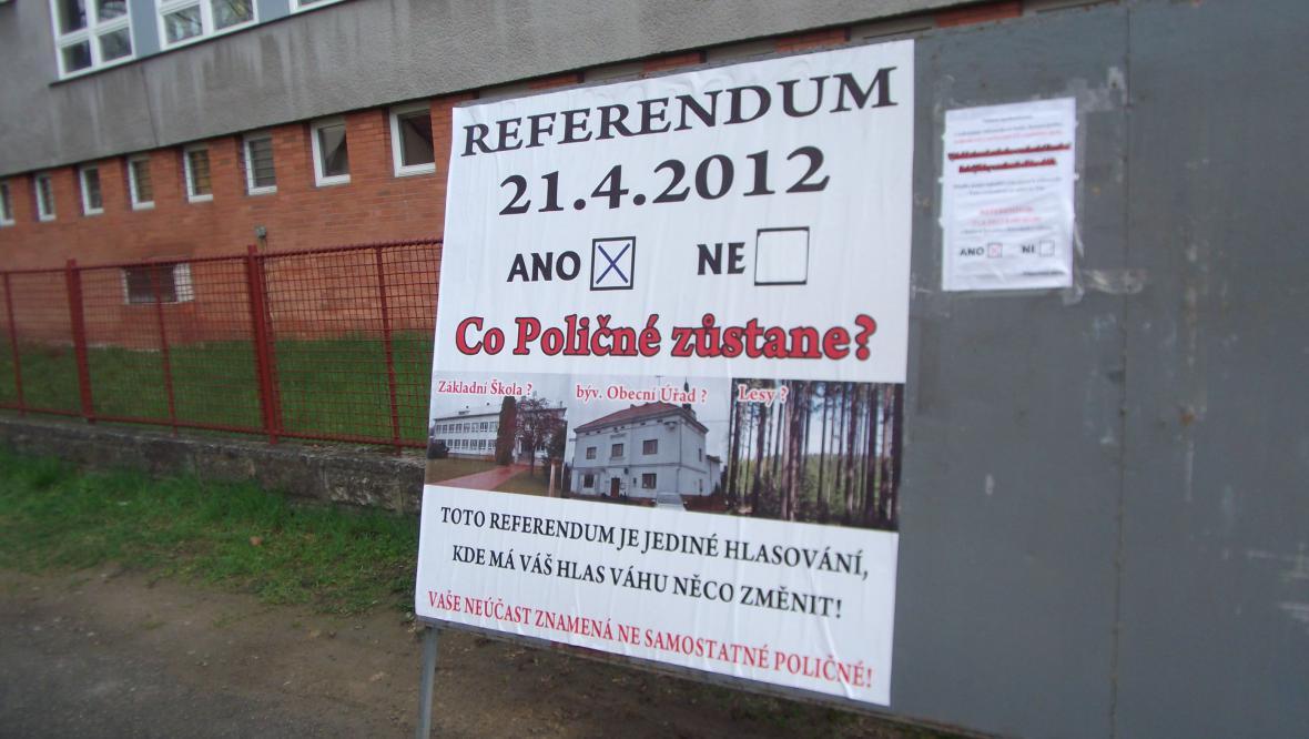 Referendum o odtržení od Valašského Meziříčí