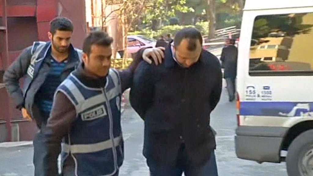 Čistky v řadách turecké policie
