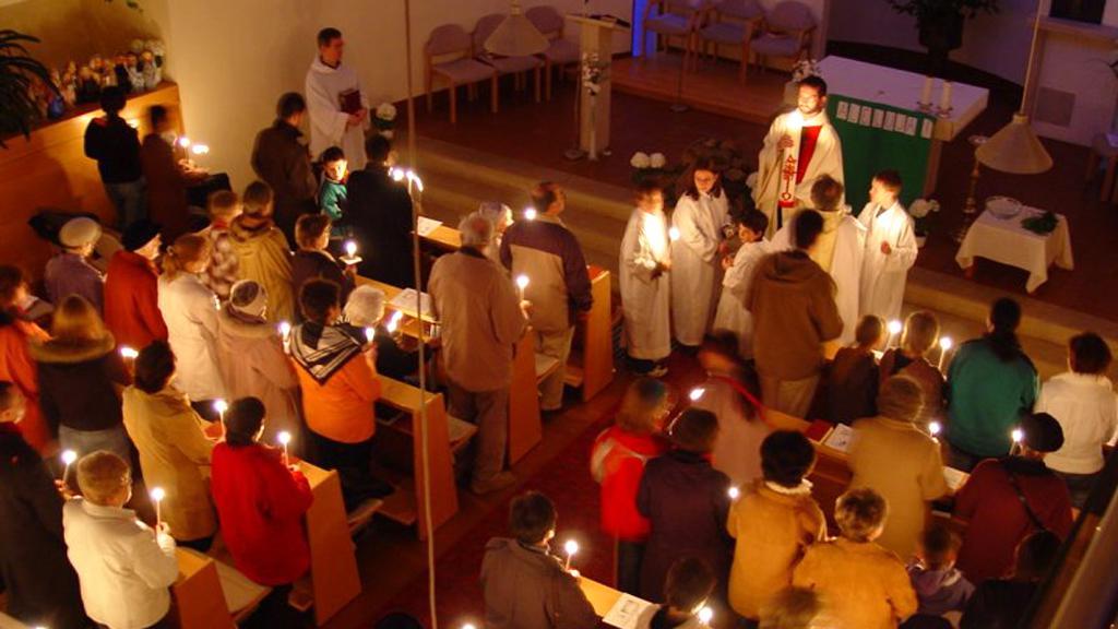 Slavnostní velikonoční chvalozpěv