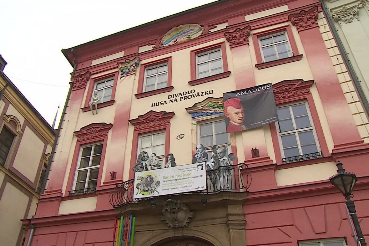 Divadlo Husa na provázku