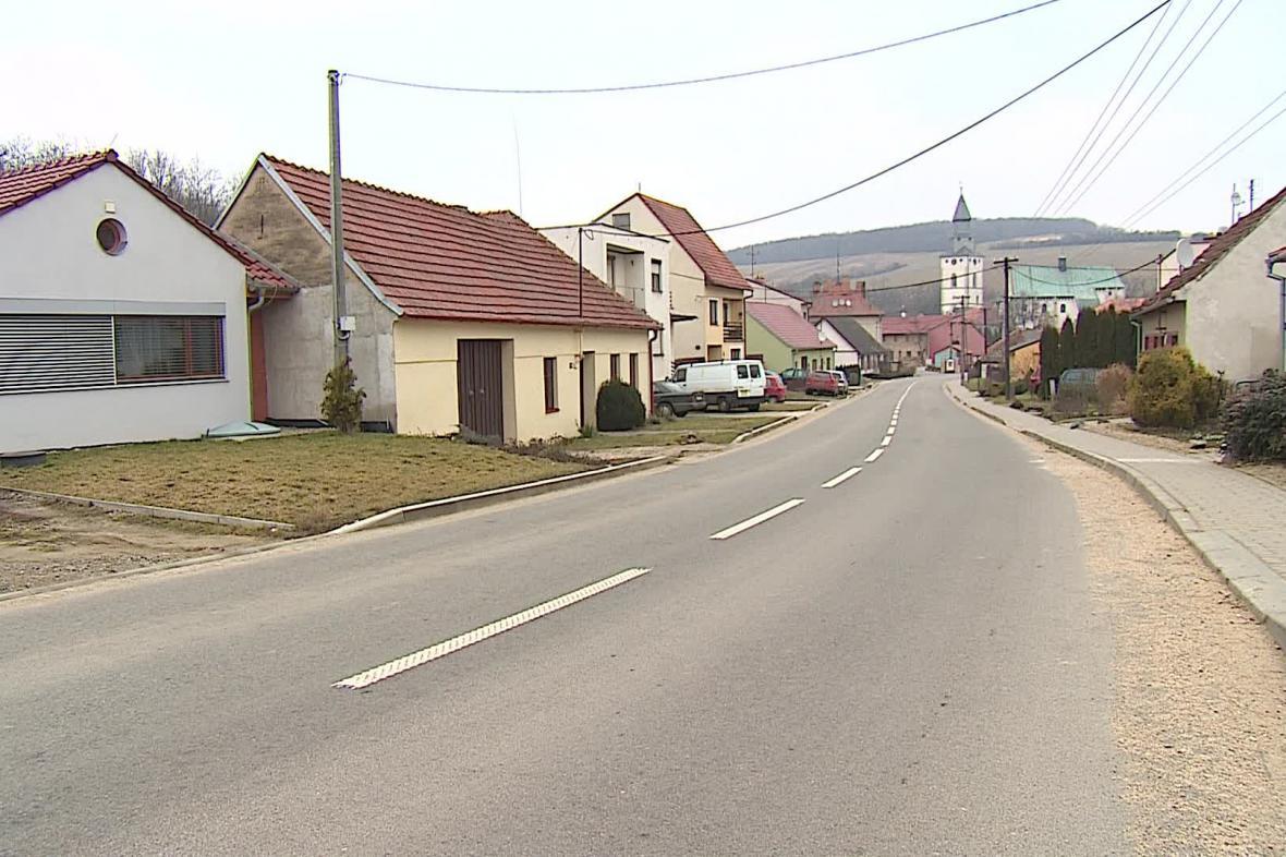 V obci Kurdějov žije asi 400 obyvatel