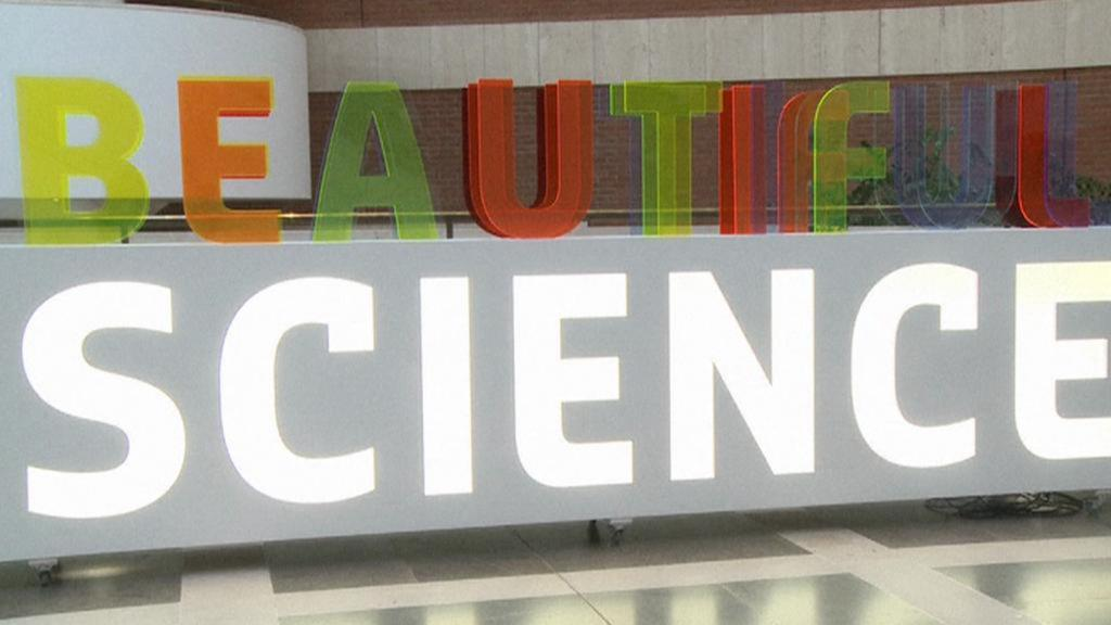 Výstava Krásná věda