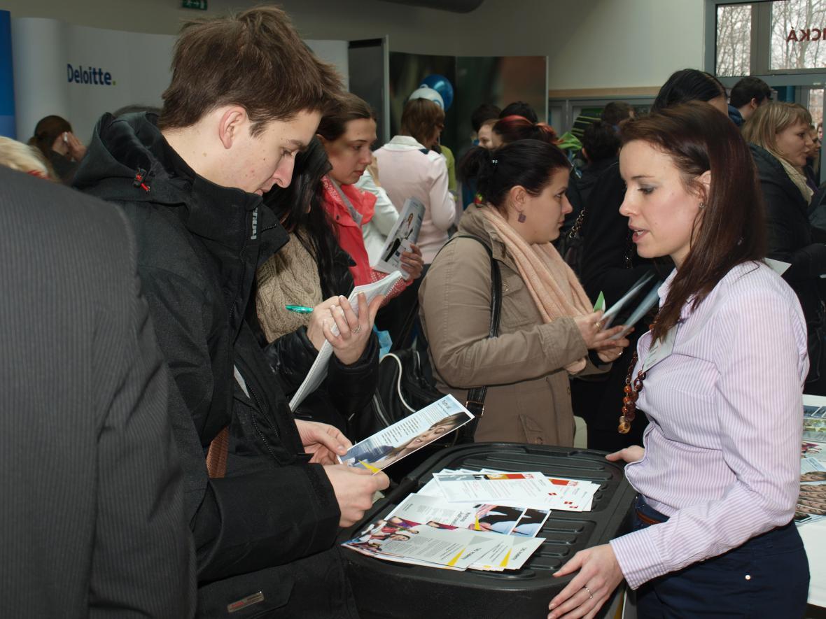 Veletrh pracovních příležitostí na PEF ČZU