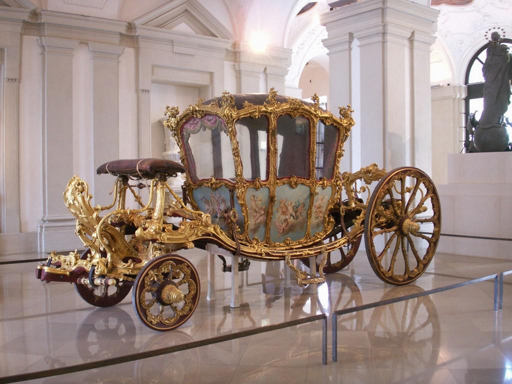 Zlatý kočár