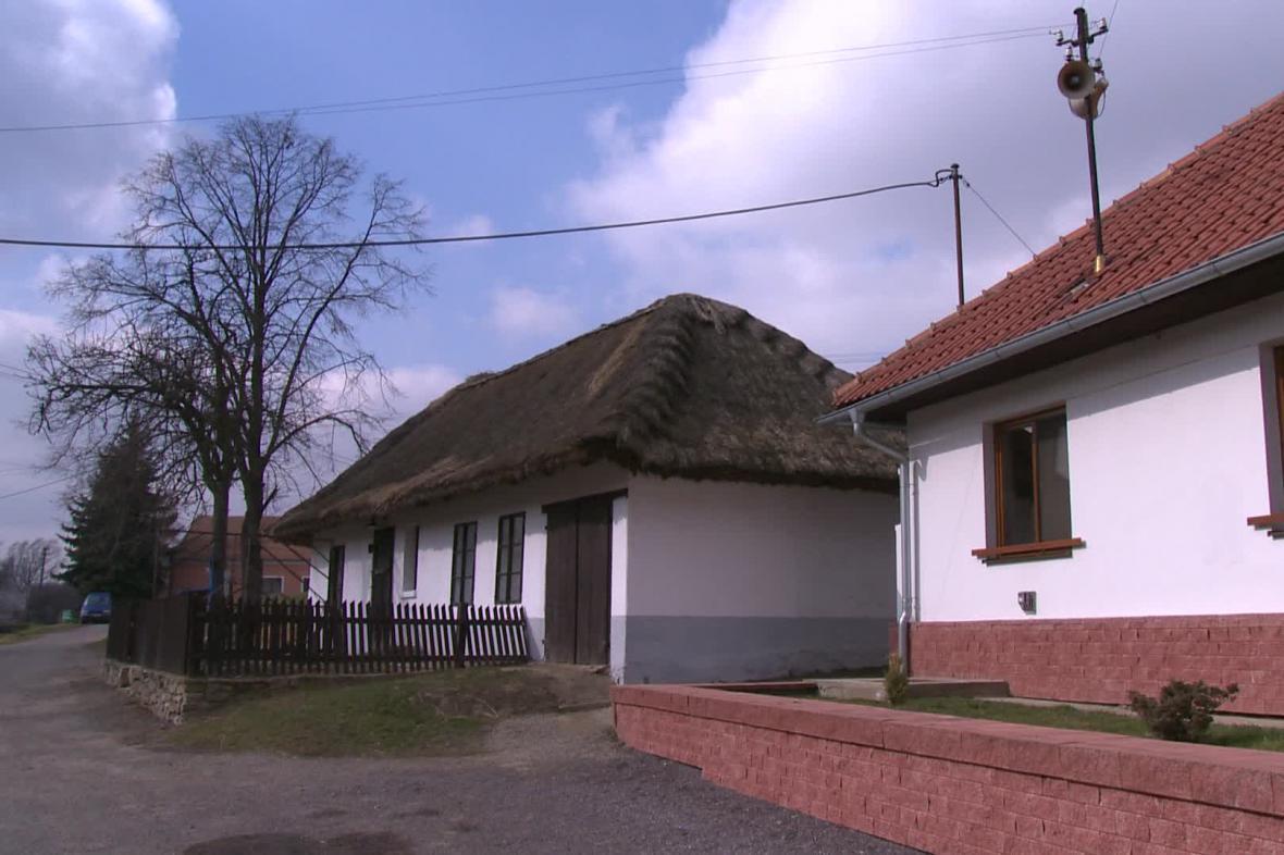 Staré domkářské stavení