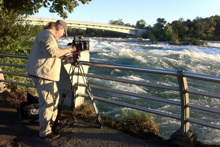Natáčení dokumentu o Davidu Ziesbergerovi v USA