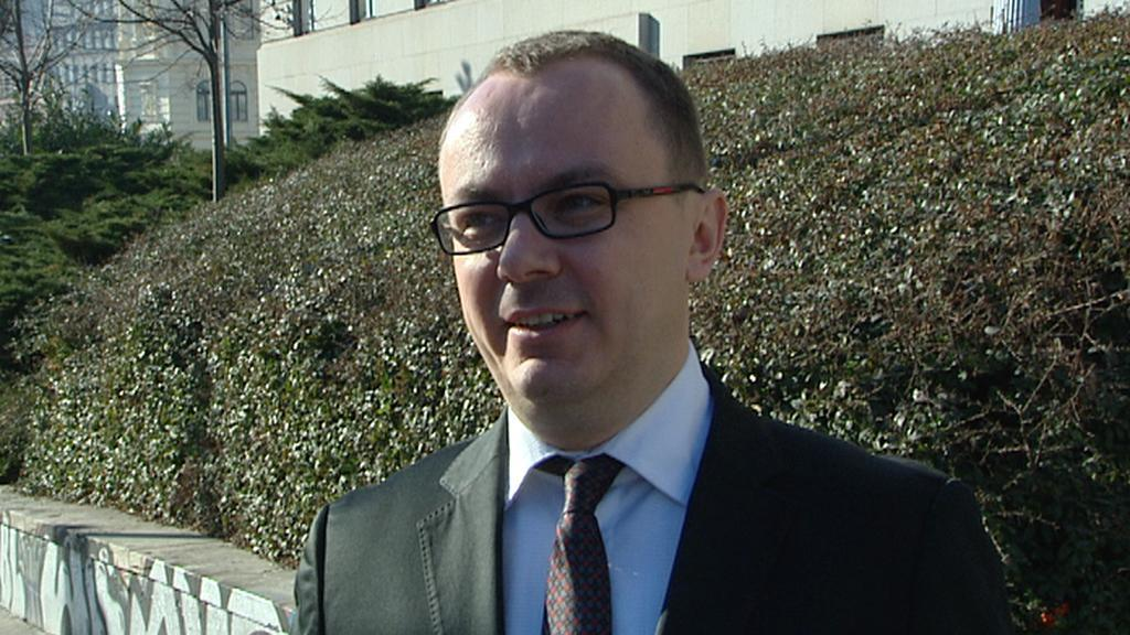 Bývalý ředitel Státního pozemkového úřadu Petr Šťovíček