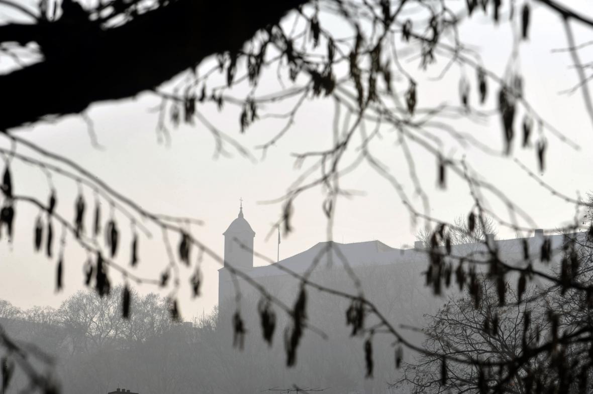 Smog v Brně
