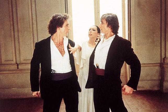 Balet Antonia Gadese / Krvavá svatba