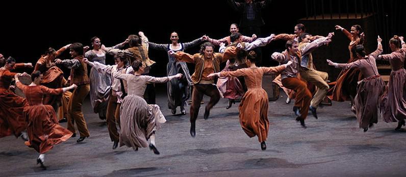 Balet Antonia Gadese / Fuenteovejuna