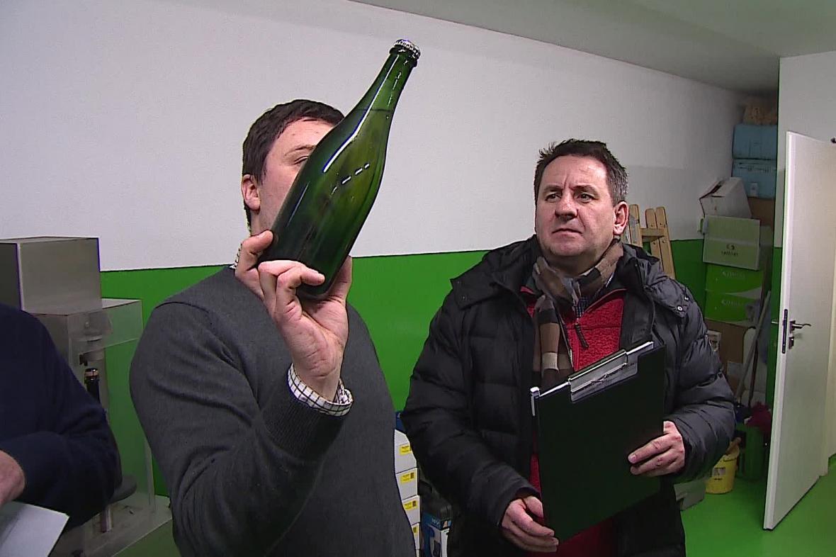 Vinaři mají na prezentaci svojí firmy 90 minut