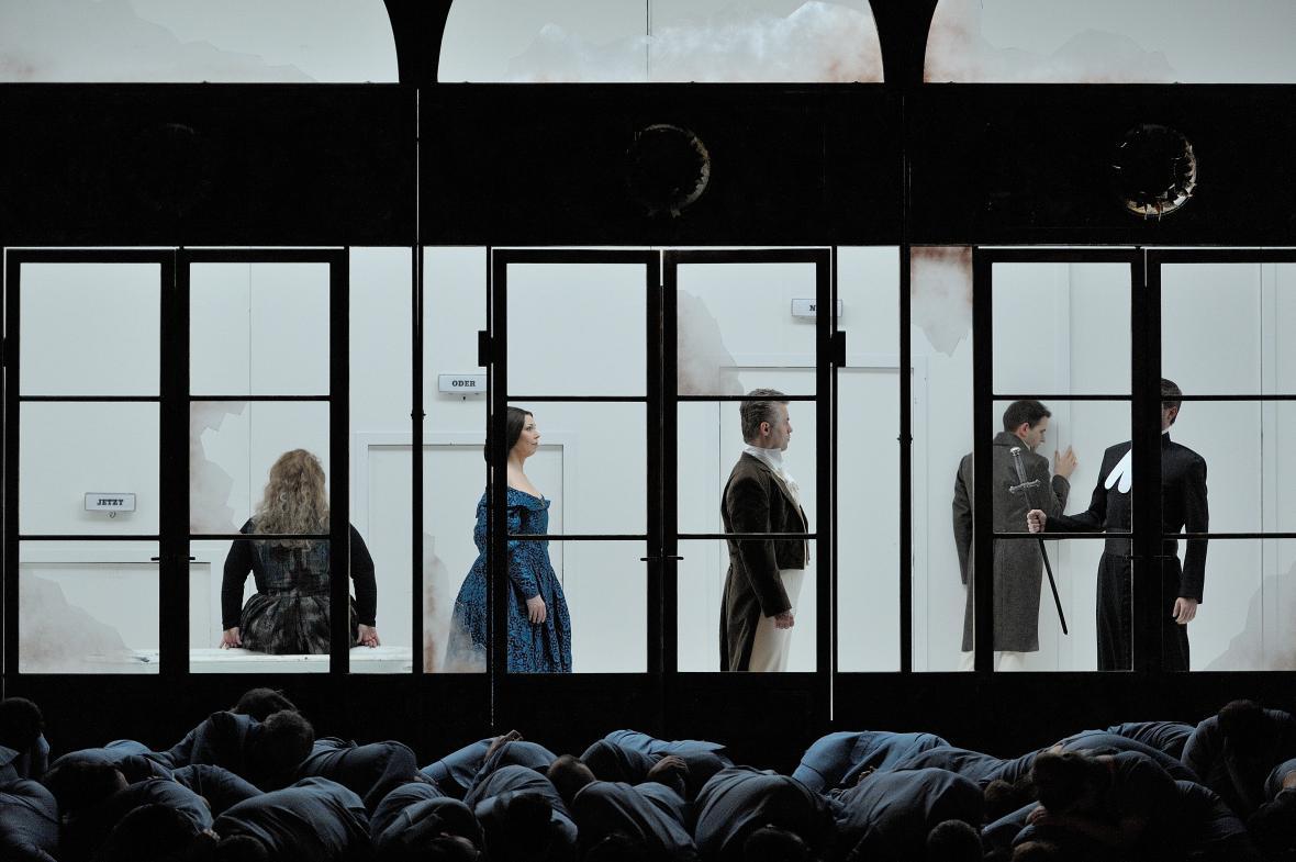 Opera Jenovéfa v NDM