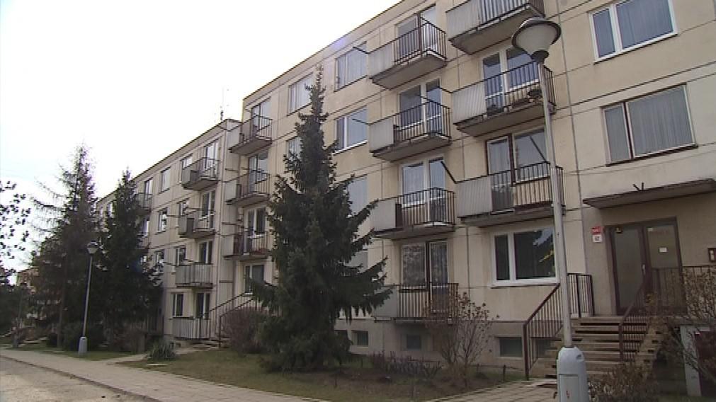Znojemské byty
