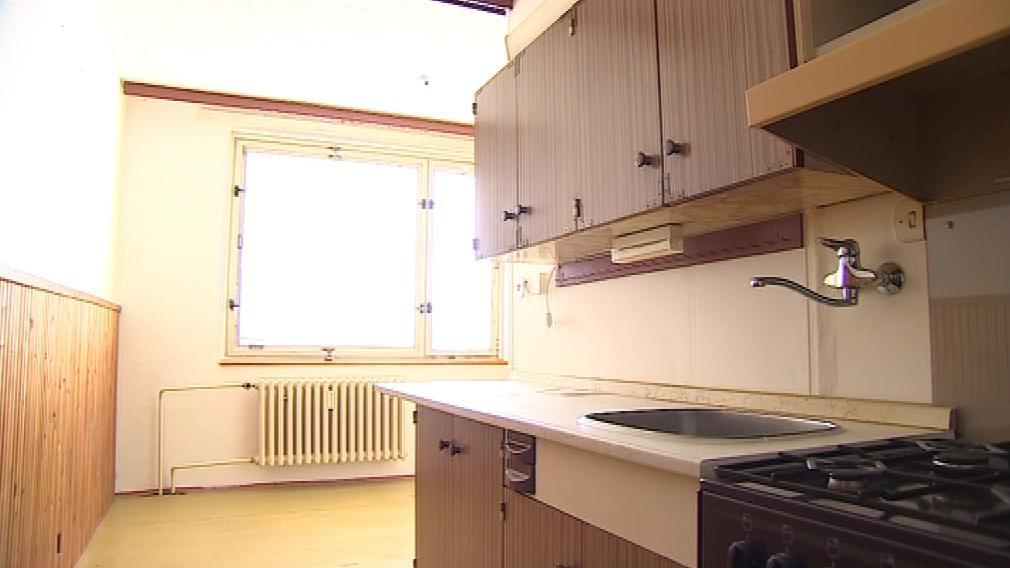 Interiér městského bytu ve Znojmě