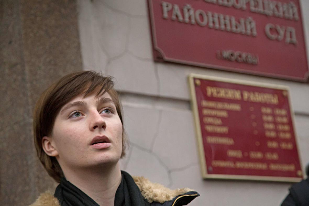 Alexandra Duchaninová odešla od soudu s podmínkou