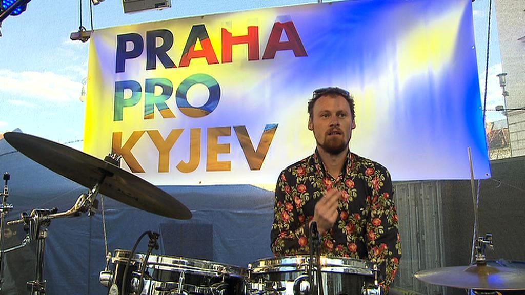 Koncert Praha pro Kyjev