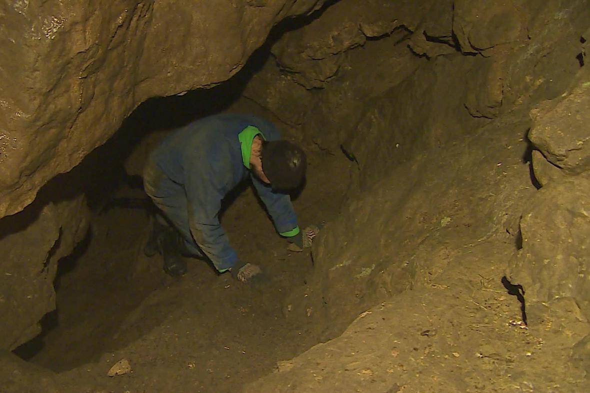 Ochozká jeskyně