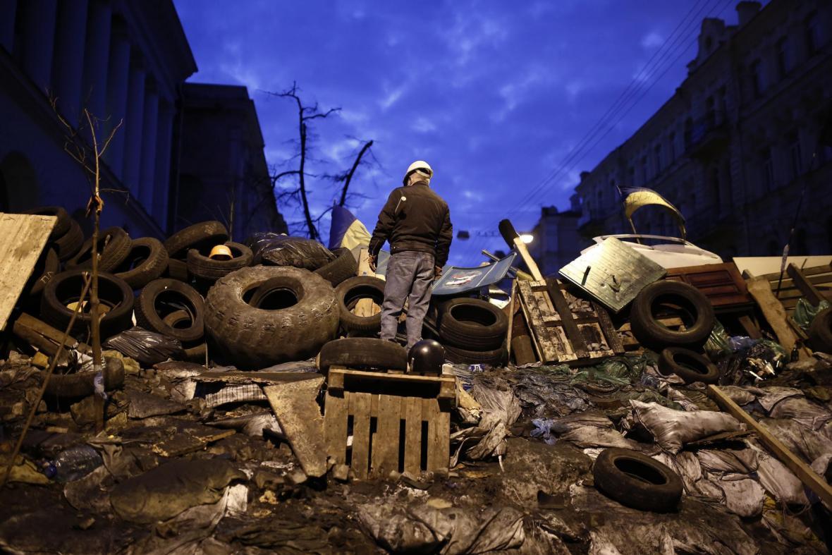 Ukrajina: Protesty na Majdanu