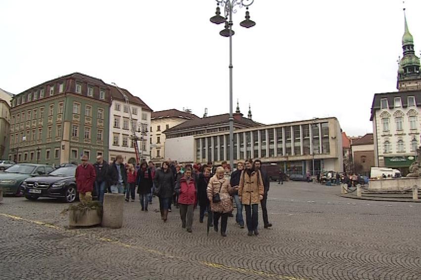 Mezinárodní den průvodců přilákal na prohlídky stovky lidí