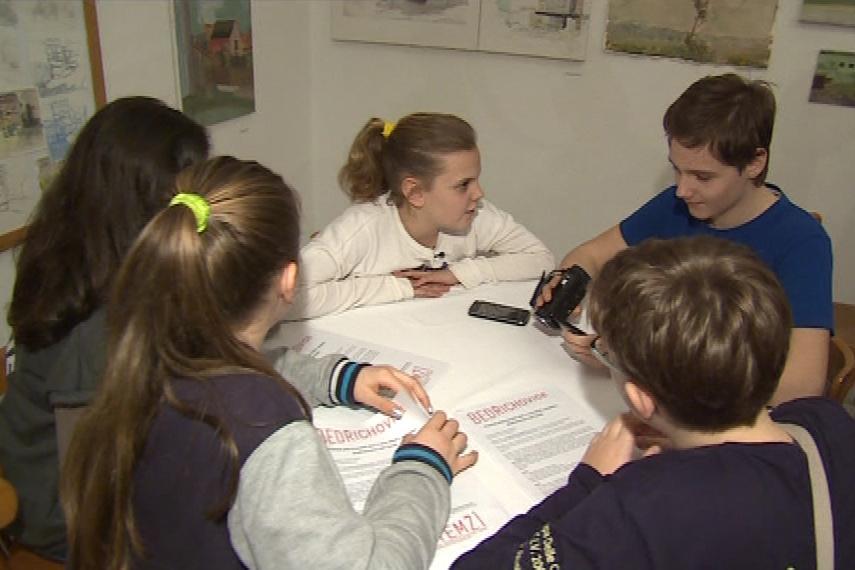 Do přestěhovaného kulturního domu přišly i děti z Bedřichovic