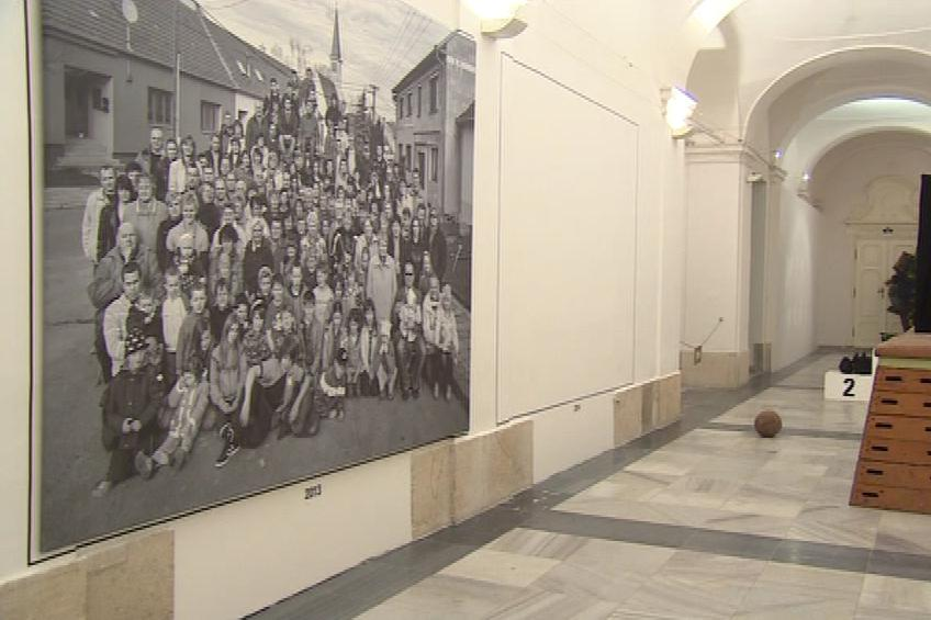 V Moravské galerii se bude stejně jako v kulturním domě i cvičit