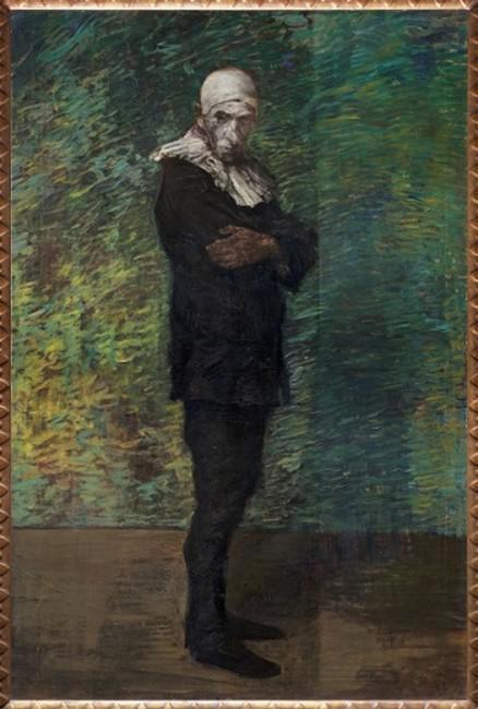 Karel Myslbek, Černý pierot, 1907