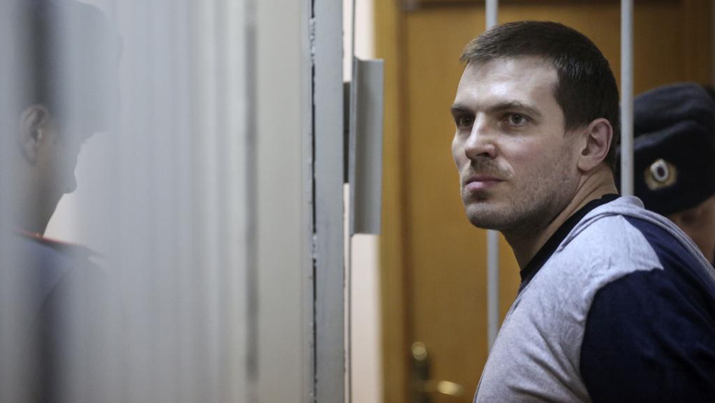 Odsouzený Maxim Luzjanin
