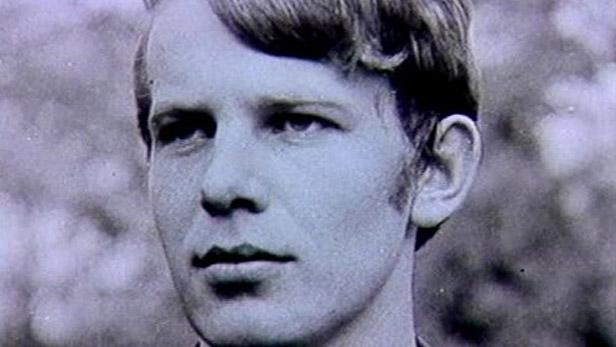 Student Jan Zajíc