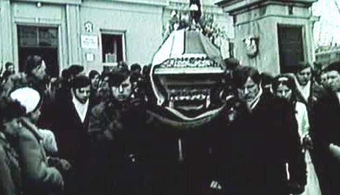 Pohřeb Jana Zajíce