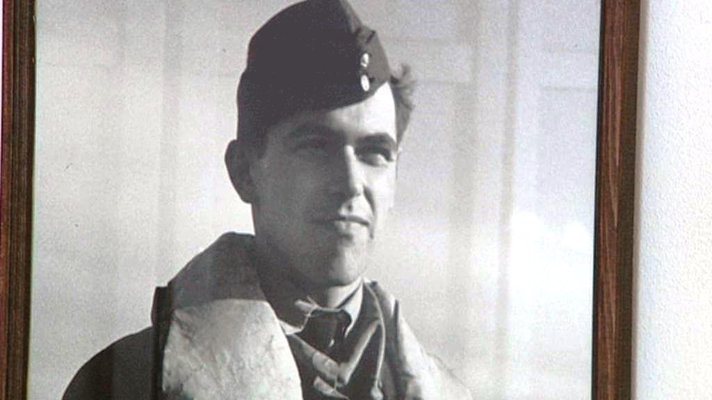 Miroslav Štandera na dobové fotografii