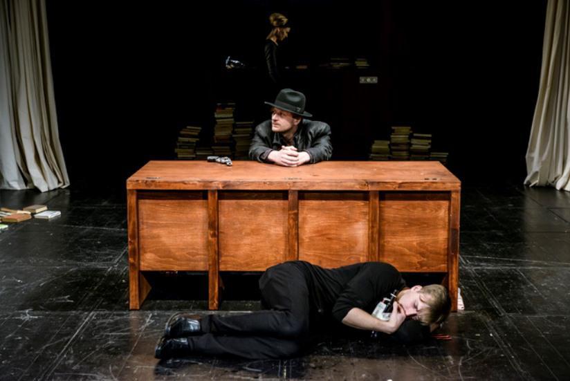 Z představení Provaz