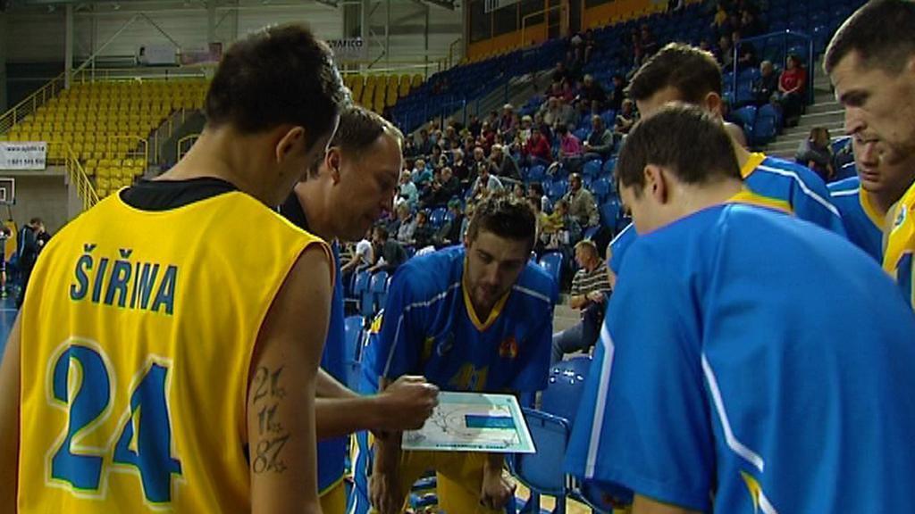 Basketbalisté Opavy