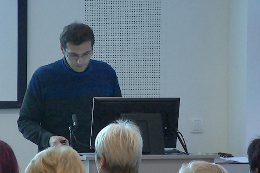 Přednáška Martina Marka vzbudila bouřlivé diskuse