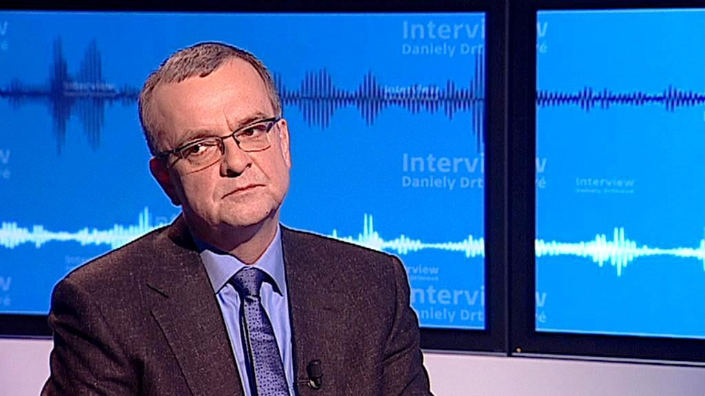 Miroslav Kalousek v Interview Daniely Drtinové