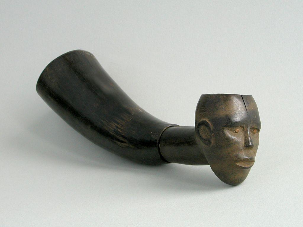 Z kolekce sbírky dýmek v Javorníku