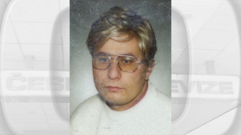 Muž, který může poskytnout informace ke zmizení Moťovského